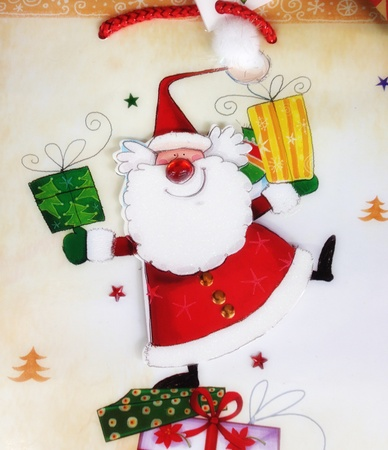 Christmas Card Design and Colors Stock Photo - 11282017