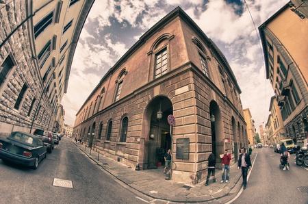 verdi: Teatro Verdi Facade in Pisa, Italy