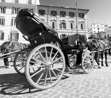Piazza di Spagna, Rome, Italy photo