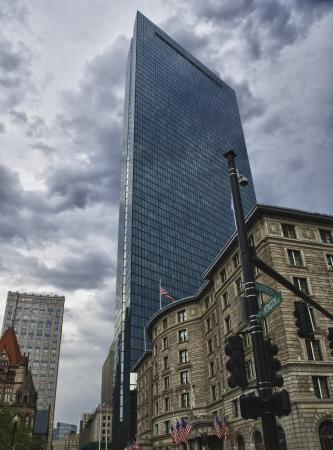 u s a: Boston Architecture in Massachusetts, U S A  Editorial