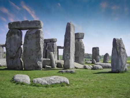 druid: Stonehenge Rocks, United Kingdom
