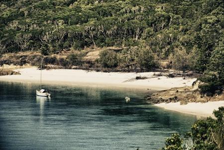 Paradise of Whitsunday Islands National Park, Australia Stock Photo - 12414040