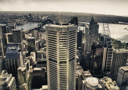 Architecture detail of Sydney, Australia Stock Photo - 12338527