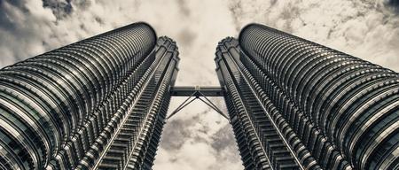 Architecture Detail of Kuala Lumpur in Malaysia
