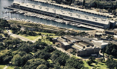 Architecture detail of Sydney, Australia Stock Photo - 12452521
