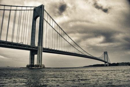 staten: Verrazzano Bridge, New York