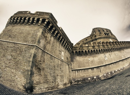 Castel Santangelo in Rome, Italy Stock Photo - 12662547