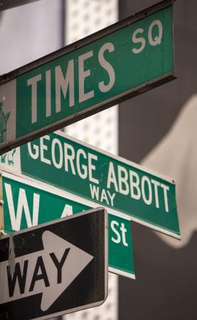 Názvy ulic v New Yorku, New York City