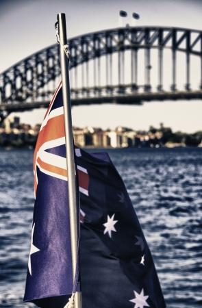Architecture detail of Sydney, Australia photo