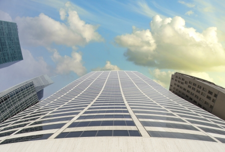 Majesty of New York City Skyscrapers, U.S.A.