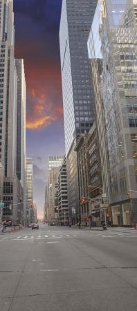 Majesty of New York City Skyscrapers, U.S.A. photo