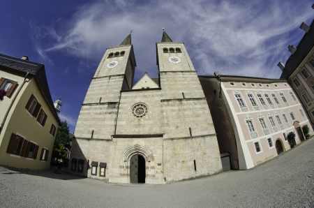 Architecture in Regensburg, Germany