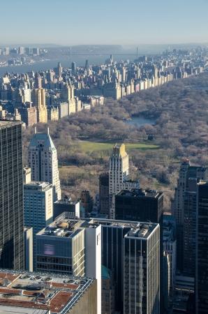 Manhattan Skyscrapers, Symbols of New York City Stock Photo - 13732511