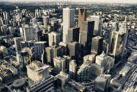 Toronto Architecture and Buildings, Canada photo