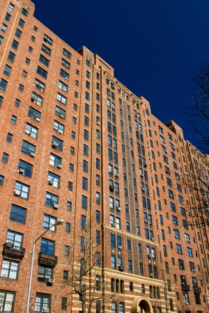 Apartment Building in Chelsea, Manhattan - New York City