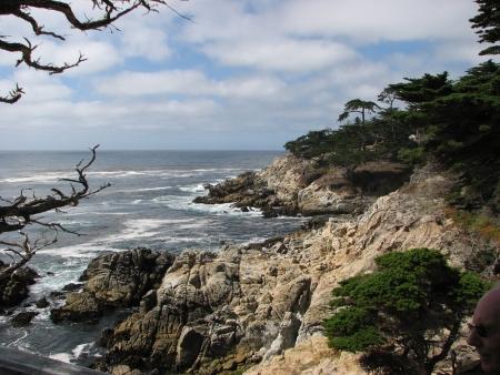 Landscape of California Coast - USA Stock Photo - 14572205