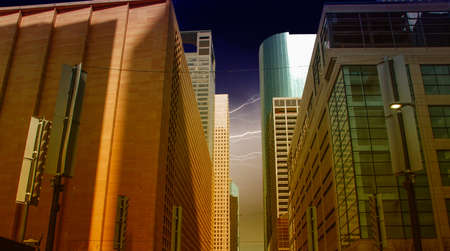 Group of Buildings in Houston, Texas, U.S.A. photo