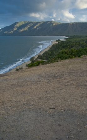 Coast between Cairns and Port Douglas, Queensland, Australia photo