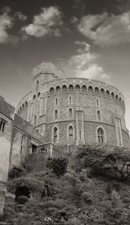 Windsor Castle - Fort in United Kingdom, UK Stock Photo - 15371266