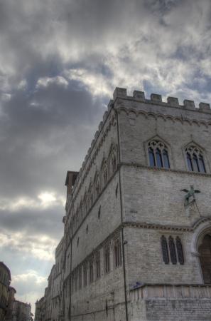 spello: Old Architecture in Spello, Umbria - Italy Editorial