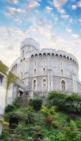 Windsor Castle - Fort in United Kingdom, UK Stock Photo - 17118708