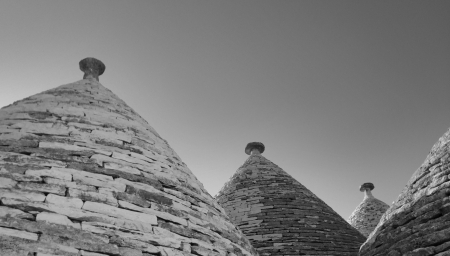 Typical Trulli - Homes of Alberobello - Italy photo