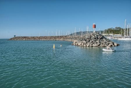 Airlie Beach landscape, Australia. photo