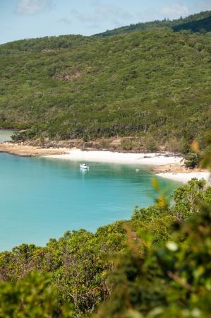 whitehaven beach: Whitehaven Beach, Queensland - Australia. Hill Inlet.