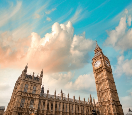 meeting place: The Palace of Westminster is the meeting place of the House of Commons and the House of Lords, London.