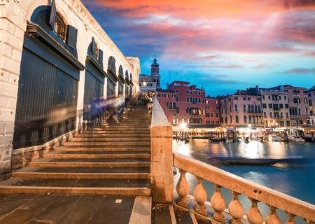 rialto: Rialto Bridge, Venice.