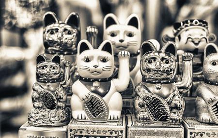 neko: Maneki Neko Japan Lucky Cats.