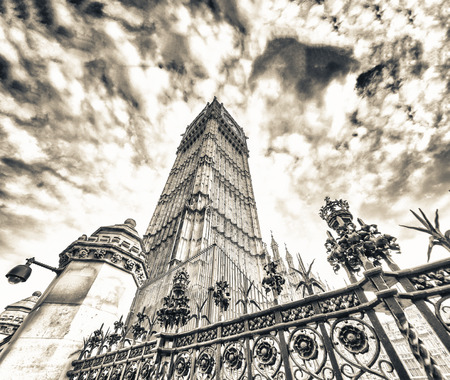 magnificence: Magnificence of The Big Ben - London.