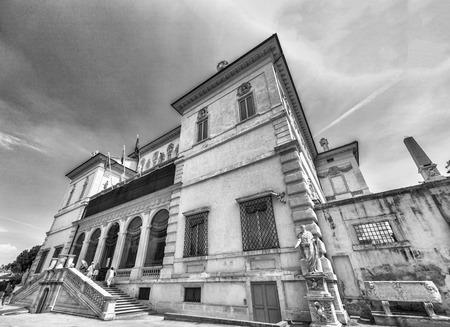 villa borghese: Galleria Borghese in Villa Borghese city park, Rome.