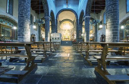 san giacomo: Bellagio. Cathedral of San Giacomo.