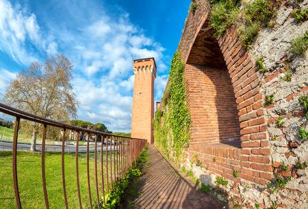 citadel: Pisa. The Citadel Tower.