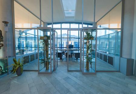 oficina: Oficina moderna.