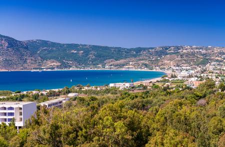 kos: Coast of Kos, Greece.