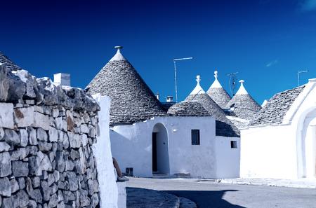 trulli: Alberobello Trulli - Classic homes.