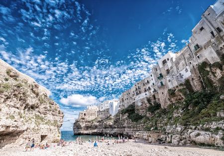Polignano a Mare, Apulia..