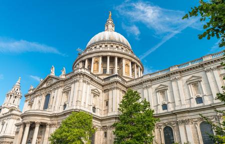 saint paul: Saint Paul Cathedral Dome, London.