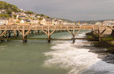 normandy: Normandy Coast. Fecamp.