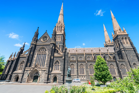 St Patrick Cathedral, Melbourne - Australia.