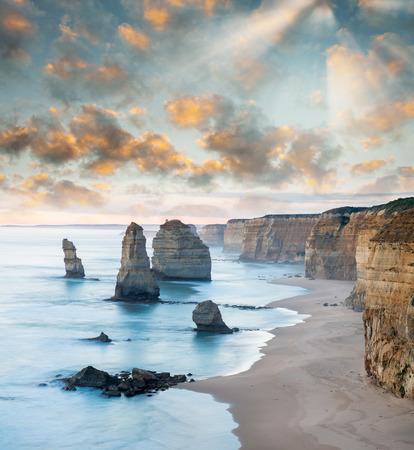magnificence: Magnificence of 12 Apostles, Australia.
