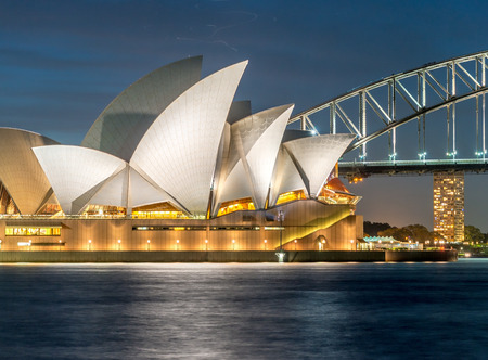 new south wales: Sydney Harbour, New South Wales, Australia. Editorial