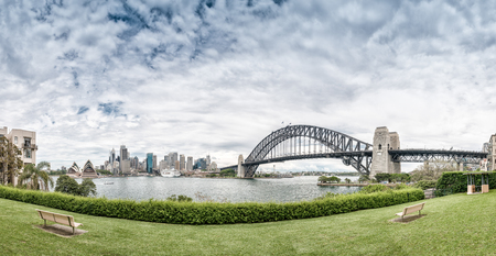 magnificence: Magnificence of Sydney Harbour.