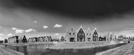 volendam: Volendam skyline.
