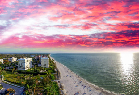 costa Naples, Florida.