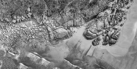 wilsons promontory: Aerial view of Wilsons Promontory, Australia.