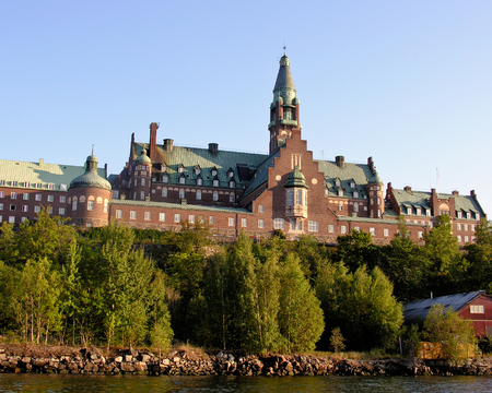 Detail of Stockholm and its Architecture, Sweden