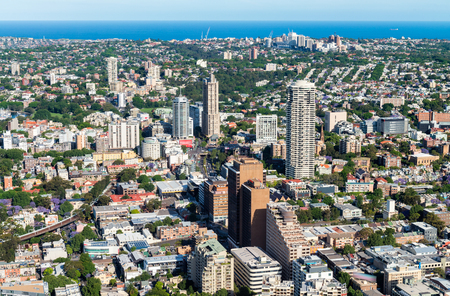 magnificence: Magnificence of Sydney skyline, Australia.